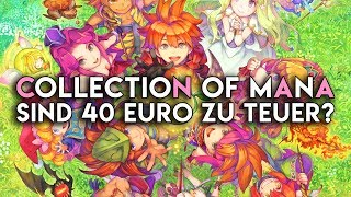 Ist die Collection of Mana mit 40 Euro auf Switch zu teuer?