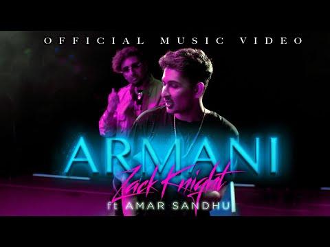 Смотреть клип Zack Knight, Amar Sandhu - Armani