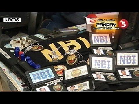 4 na nagpakilalang NBI agent, arestado sa Navotas