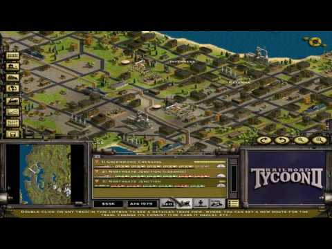 Railroad Tycoon 2 Platinum - 26 - Second Century: Seattle Metra