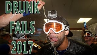 ABSOLUTE FAIL - DRUNK FAILS COMPILATION 2017