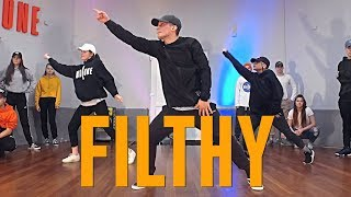 "Justin Timberlake ""FILTHY"" Choreography by Daniel Krichenbaum"