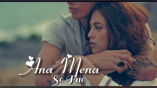 Ana Mena -  Se Fue   (LETRA)