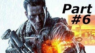 Battlefield 4 Gameplay Walkthrough Part 6-Old Town [Mission 6] (BF4 Gameplay)