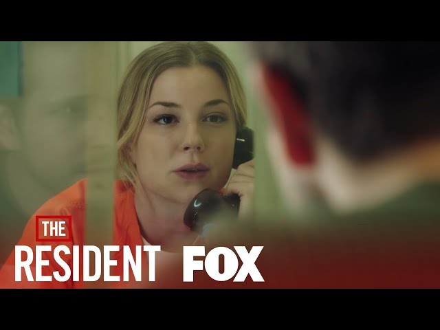 Conrad Visits Nic In Prison | Season 1 Ep. 14 | THE RESIDENT