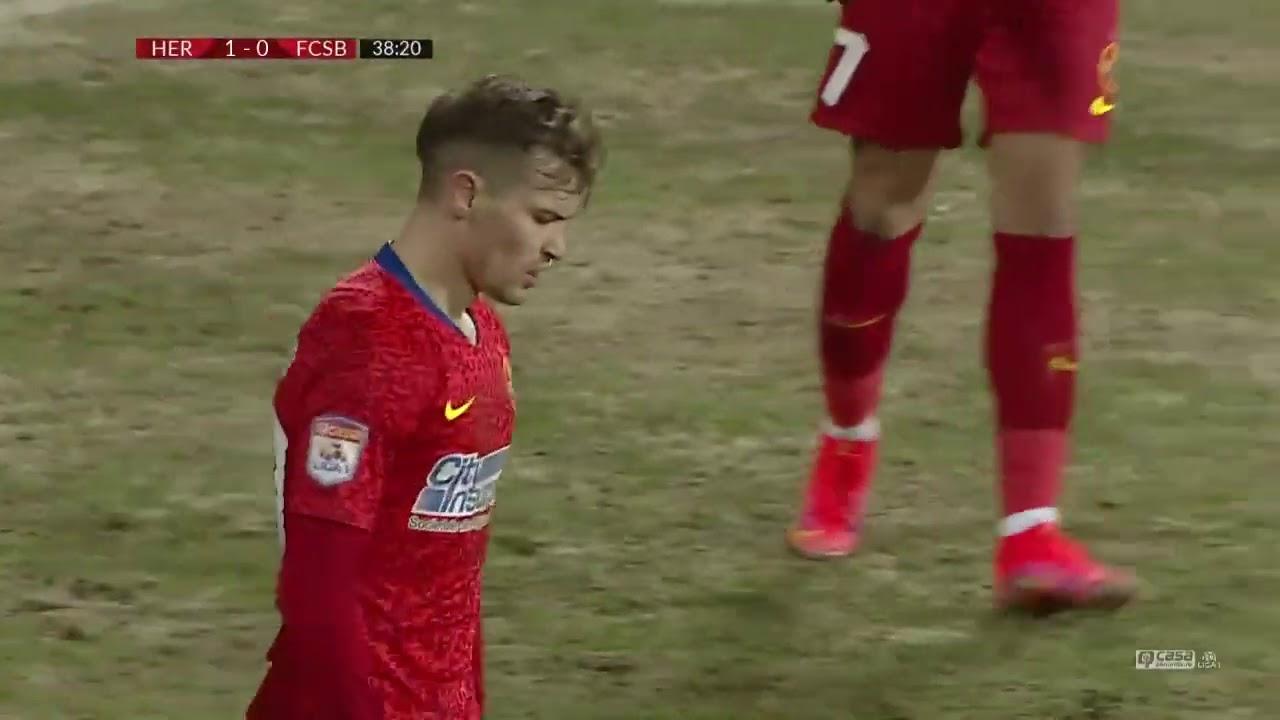 REZUMAT | Hermannstadt – FCSB 1-0 | Etapa 23, Liga 1, 2020-2021