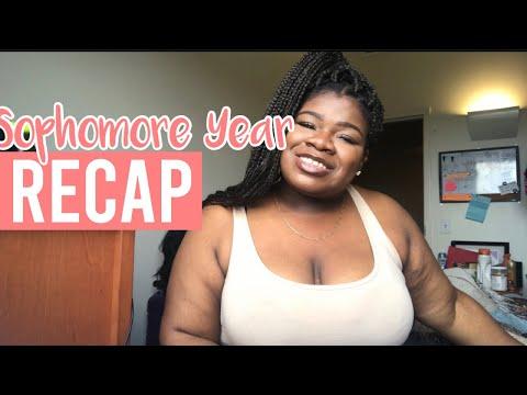 SOPHOMORE YEAR RECAP 2019 | SPELMAN COLLEGE | KiStyle