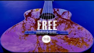 """[FREE FOR PROFIT] Acoustic Guitar Type Beat """"Free"""" [With Lease] Emotional Hip Hop Instrumental 2019"""