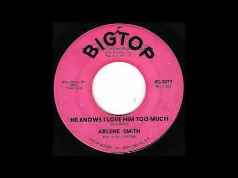 Love Love Love   Arlene Smith  1961 Big Top Records, Inc     45 3073 B