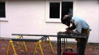 Diy Cnc Router Build Day 1