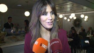 Isabel Jiménez espera la vuelta de Sara Carbonero