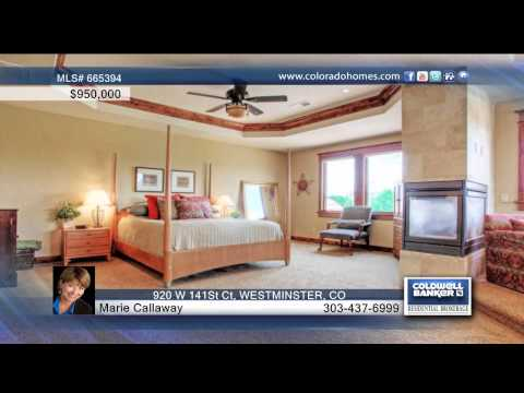 920 W 141St Ct  WESTMINSTER, CO Homes For Sale | Coloradohomes.com
