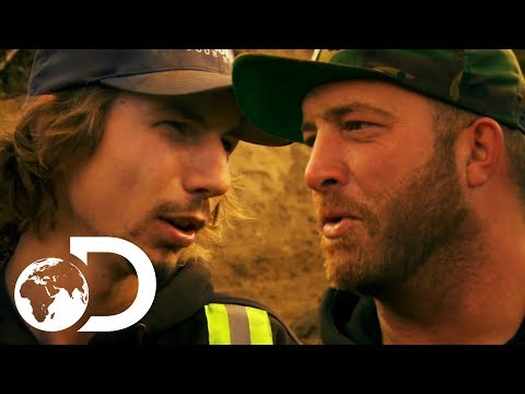 Gold Rush | SEASON 8 | Parker Has To Cancel The Crew's Time Off