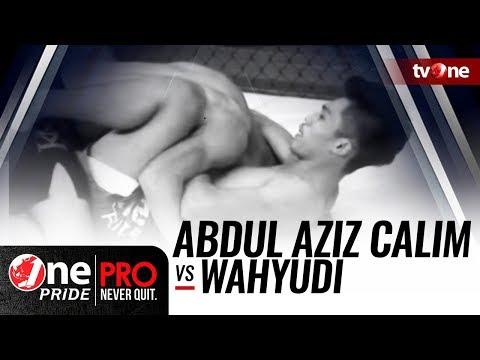 One Pride MMA #2: Abdul Aziz Calim VS Wahyudi