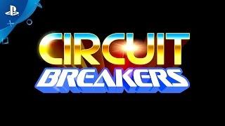Circuit Breakers - Shoot All Robots Gameplay Trailer | PS4