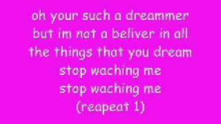 hilary duff dreamer lyrics