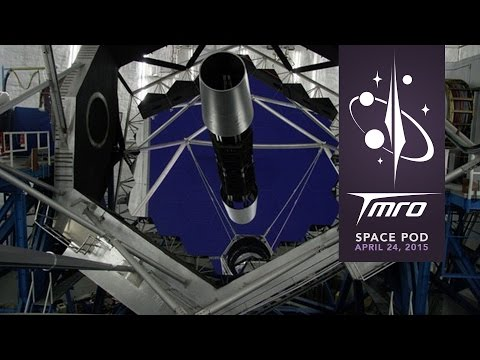 Refractor vs. Reflector: Telescopes - Space Pod 04/24/15