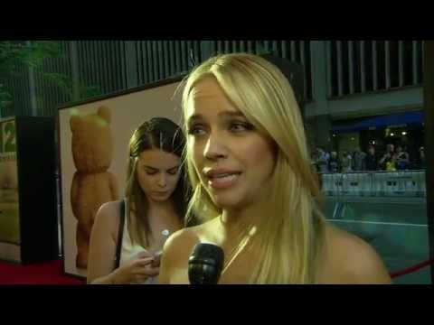 Ted 2 Premiere - Jessica Barth Interview