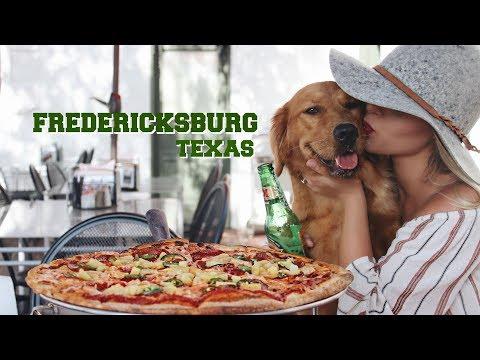 FREDERICKSBURG, TEXAS!