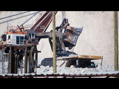 Inside Canada's Largest Open Pit Copper Mine | Highland Valley Copper