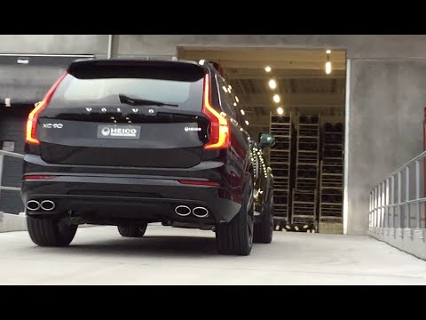 volvo xc90 selected sound by heico sportiv youtube. Black Bedroom Furniture Sets. Home Design Ideas