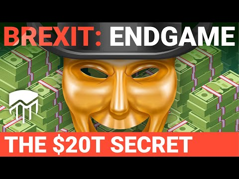 Brexit: Endgame - The $20T Secret, with Stephen Fry.
