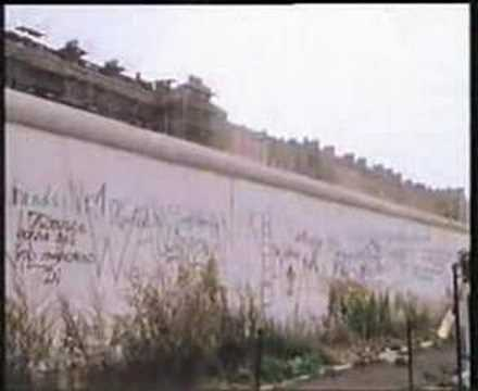 Berlin Wall in the 80's