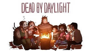 Dead by daylight наступающим новым годом! Full HD