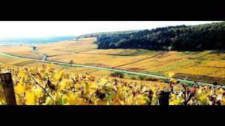 Côte d'Or en Bourgogne : Diaporama sonore