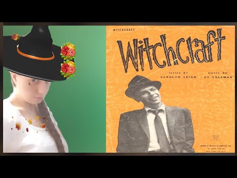 Frank Sinatra Witchcraft (cover by JULIE ZIMMI)🎙