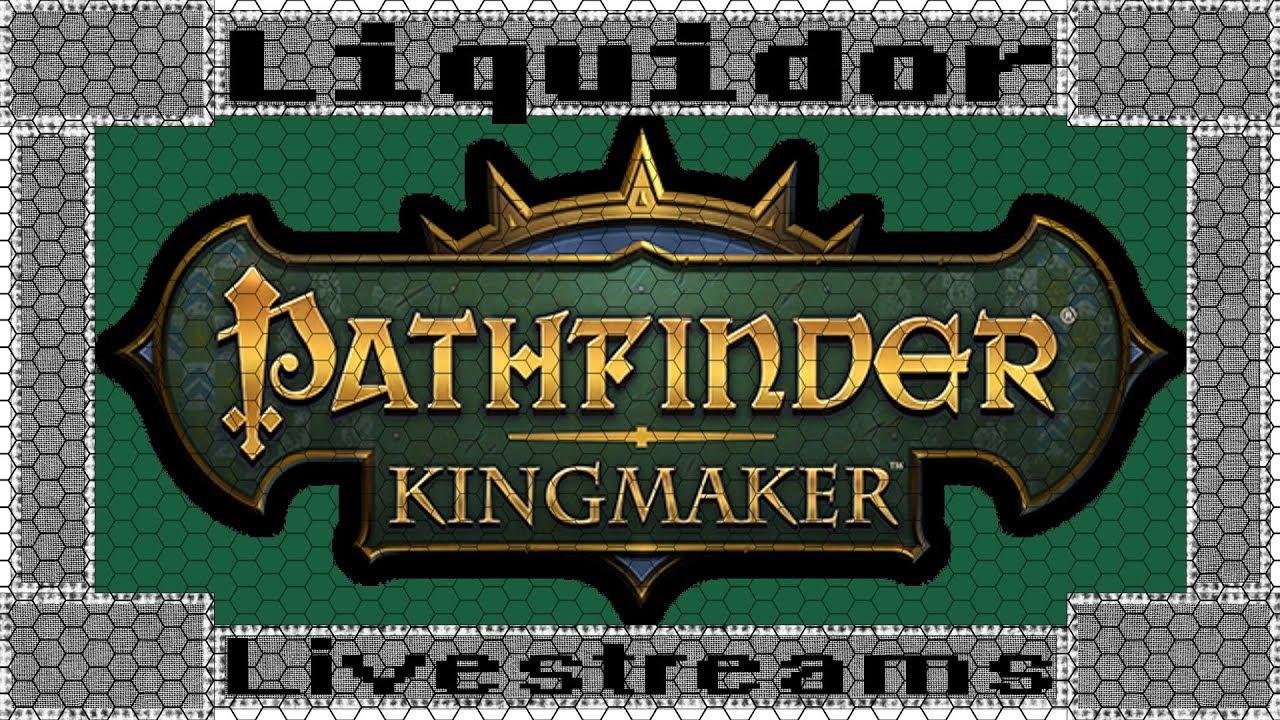 [012] Old Sycamore, part 2 |Pathfinder: Kingmaker| Livestream