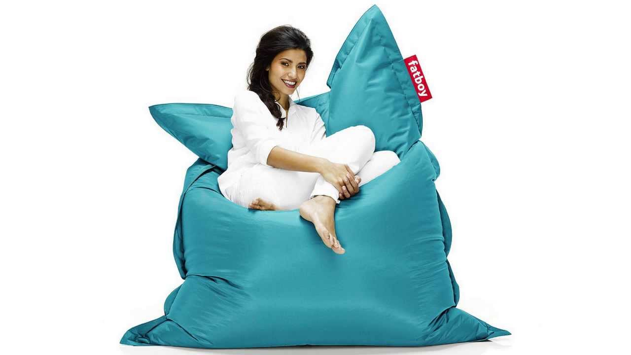 Amazon bean bag chairs Fatboy The Original Bean Bag  YouTube