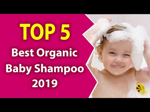 5 Best Organic Baby Shampoo (2019)-Friendly to kid