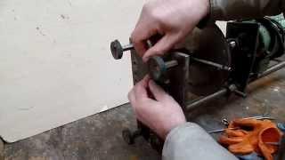 Обзор самодельного подъемного стола для сверлилки