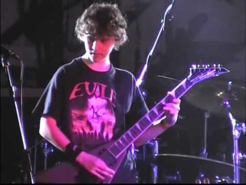 EVILE - ENTER THE GRAVE (LIVE IN SHEFFIELD 12/4/08)