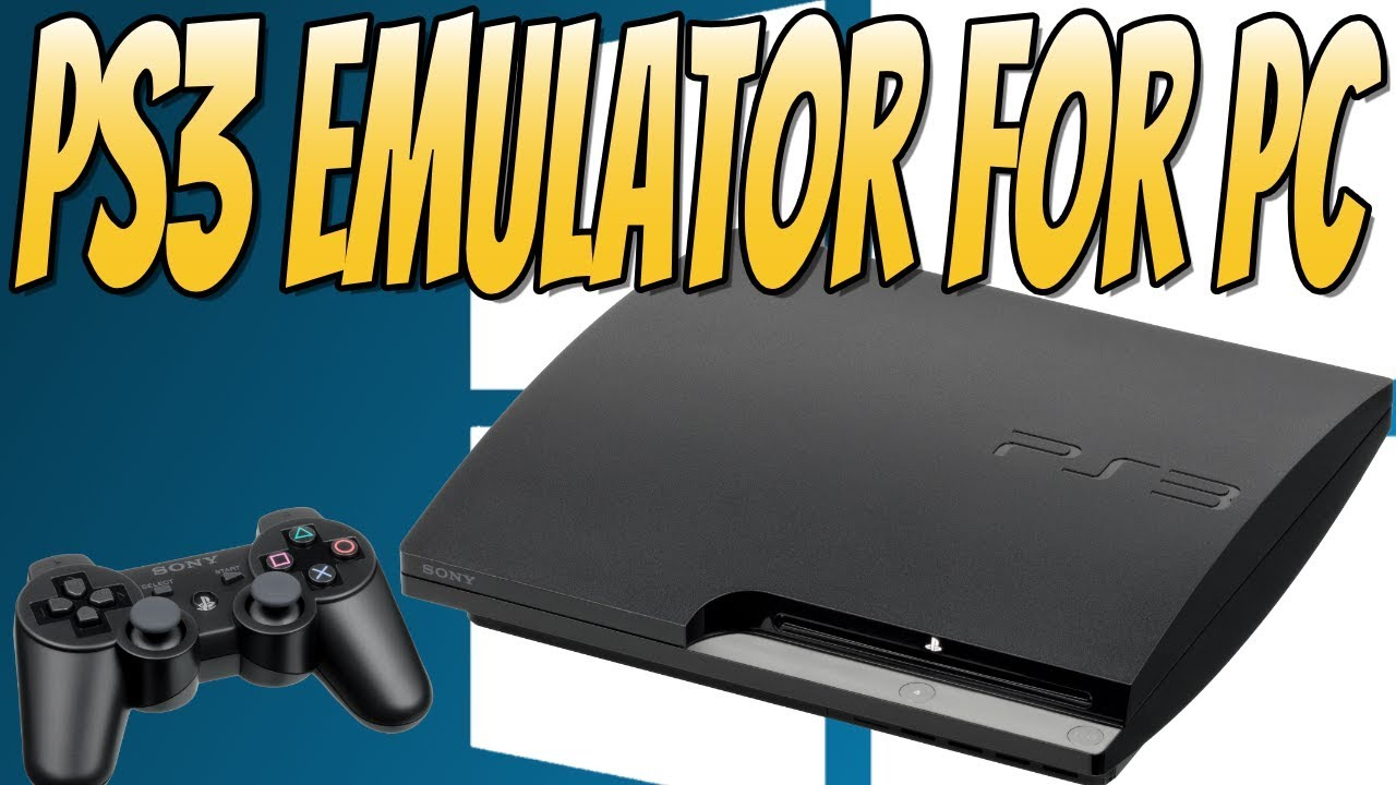 PS3 Emulator Installation Guide Windows 10 (Play PS3 Games ...