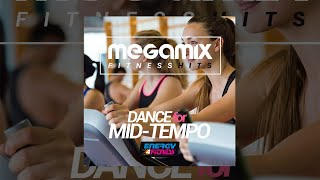 Various Artists - Megamix Fitness Hits Dance For Mid-Tempo