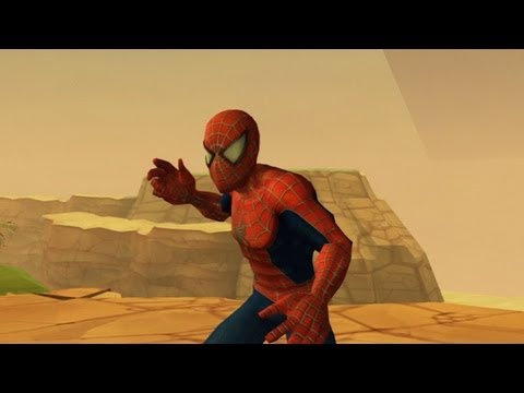 Spider-Man: Friend or Foe - Walkthrough Part 9 - Cairo, Egypt: Sun-Drenched City