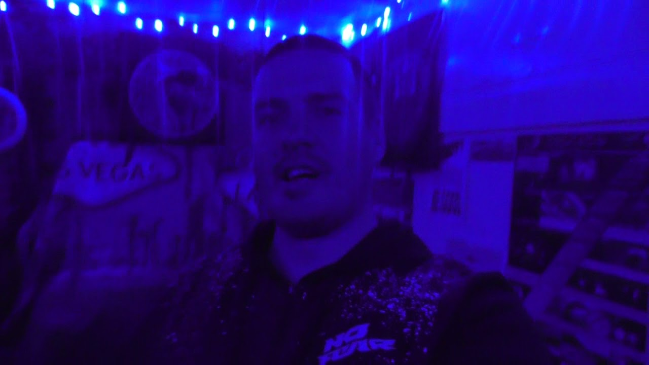 Blue Fairy Light In My Bedroom Ytpaganchallenge 468 Day 1 157 Fall Log Mas