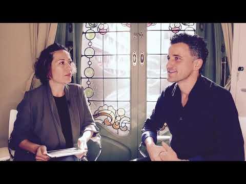 Mónica Mercadal entrevista a Xevi Verdaguer.