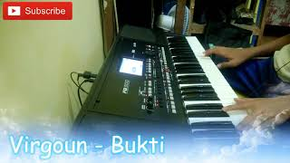 Virgoun - Bukti (Koplo Hak'e Hak'e) Korg PA300 Cover