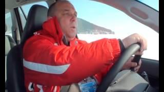 Уроки безопасности - Новые зимние шины Michelin(Больше тест-драйвов каждый день - подписывайтесь на канал - http://www.youtube.com/subscription_center?add_user=redmediatv Присоединяй..., 2013-11-22T09:56:06.000Z)