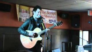 """Andy Grammer performs """"Pocket"""" at Funky Murphys 2010"""