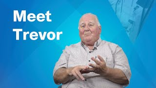 Meet Trevor | Shaping Connections