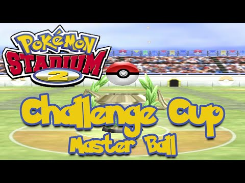 Pokémon Stadium 2 - Challenge Cup Master Ball