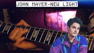 Download Lagu NEW LIGHT - JOHN MAYER (solo cover) Mp3