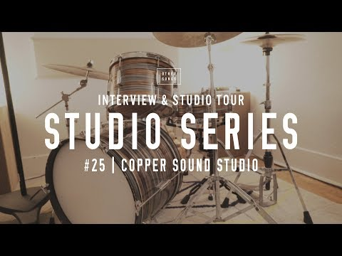 Studio Tour: Copper Sound Studio - OtherSongsMusic.com