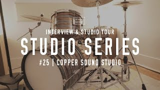 Studio Tours: Copper Sound Studio - (How to build a home studio in 2019)