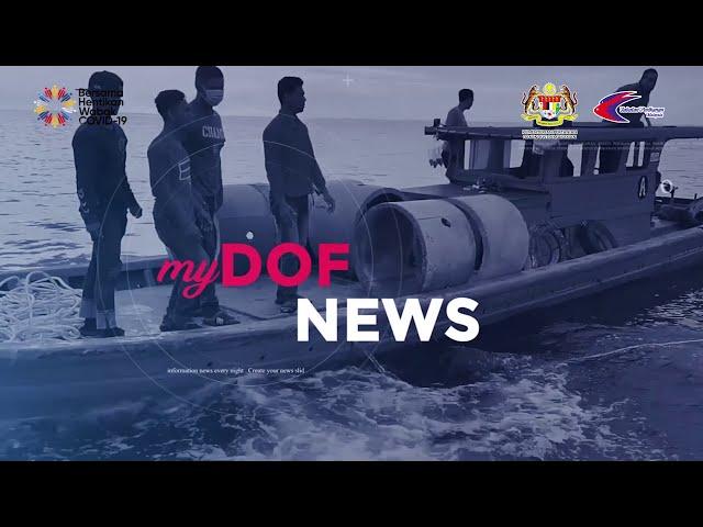 Berita  #myDOF News 4 Januari 2021 hingga 10 Januari 2021.