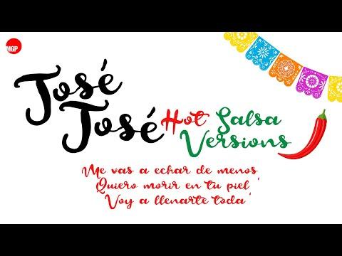 José José - Hot Salsa Version (Full Album)
